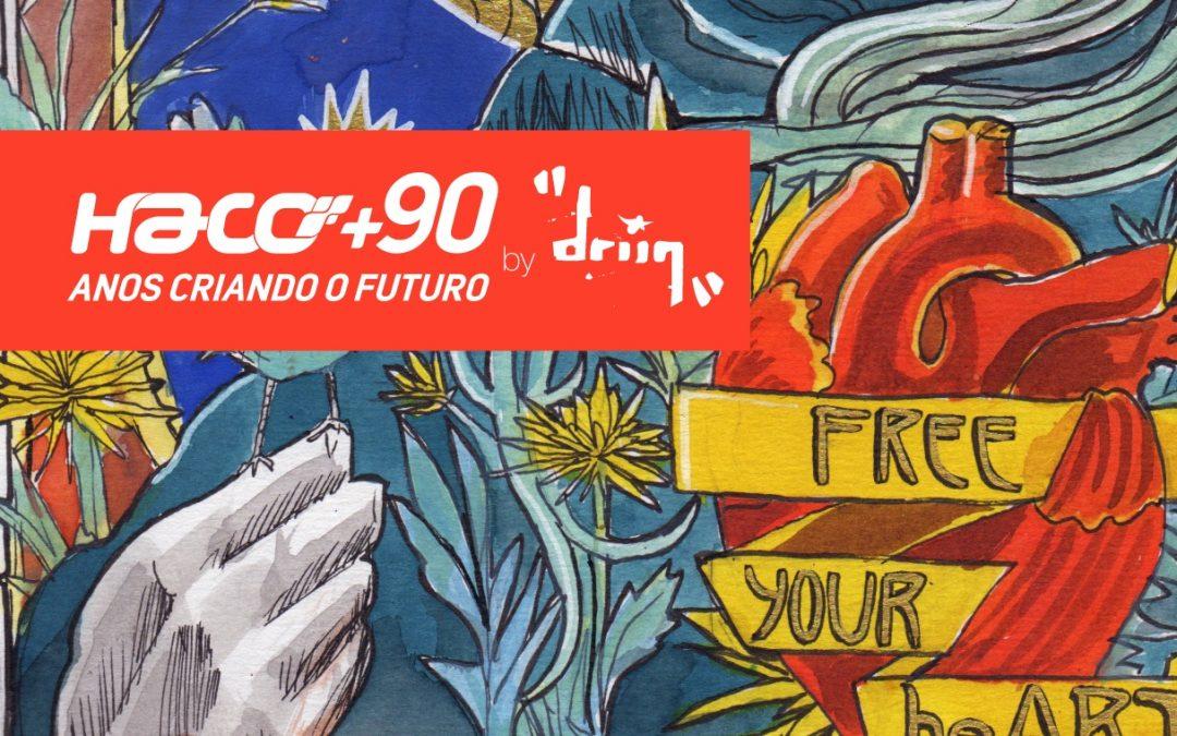 HACO +90 ANOS CRIANDO O FUTURO
