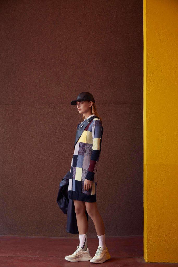 Padronagens e pontos de malhas femininas nas tendências de moda