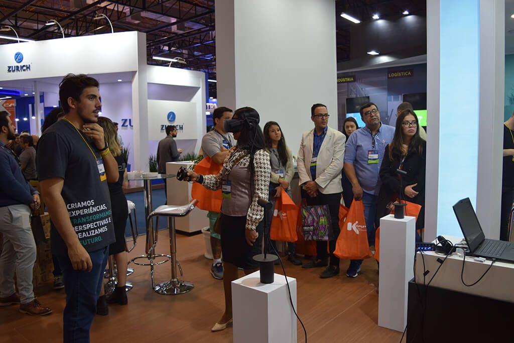 participação no Latam Retail Show