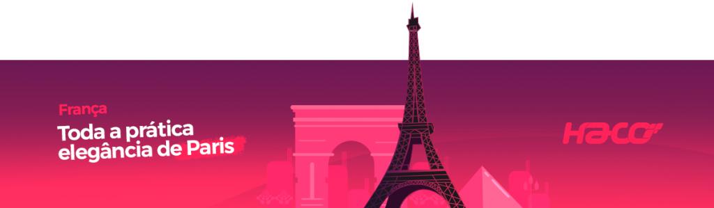 2 – Toda a prática elegância de Paris (França)