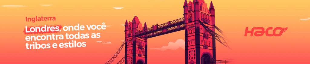 3 – Londres, onde você encontra todas as tribos e estilos (Inglaterra)